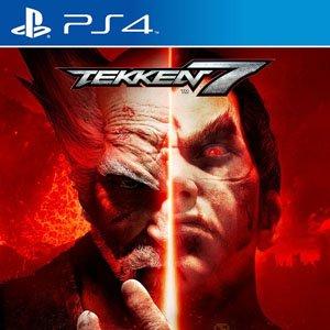 TEKKEN 7 Games For PS4 - Techno 7
