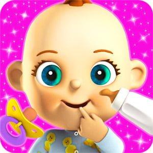 دانلود Talking Babsy Baby v10.5 – برنامه کودک سخنگو برای اندروید