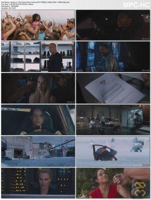 دانلود فیلم Fast & Furious 8 - The Fate of the Furious 2017 + زیرنویس فارسی