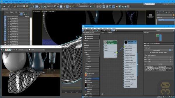 دانلود Autodesk 3ds Max 2019 x64 - جدیدترین نسخه تری دی مکس