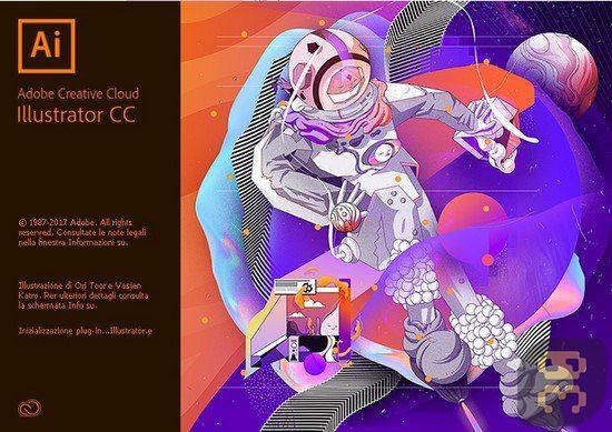 دانلود Adobe Illustrator CC 2018 v22.0 - طراحی حرفه ایی برداری + کرک