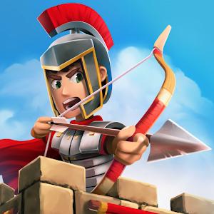 دانلود Grow Empire Rome v1.3.100 – بازی توسعه امپراتوری روم برای اندروید