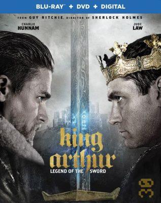 دانلود فیلم شاه آرتور - King Arthur Legend of the Sword 2017 + 4K