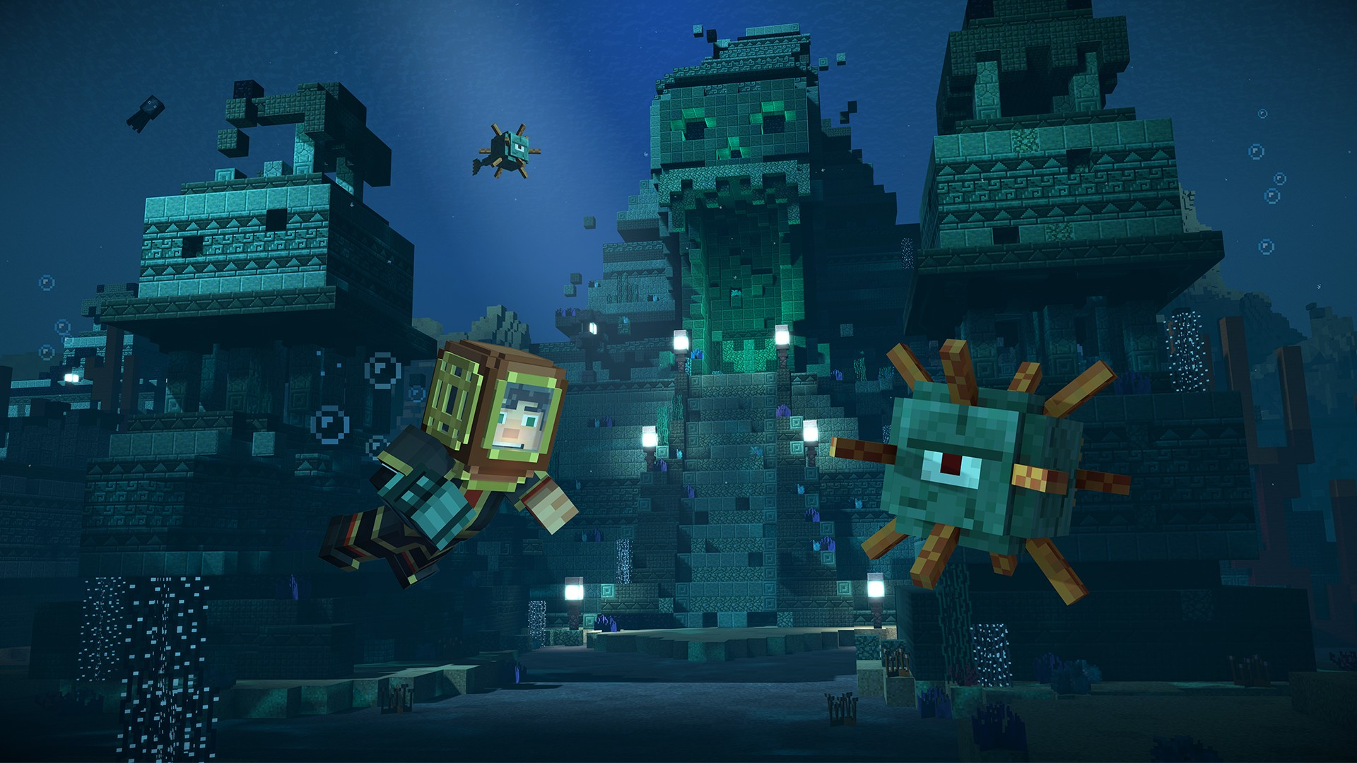Minecraft Story Mode Season Two Episode 5 For PC + Crack