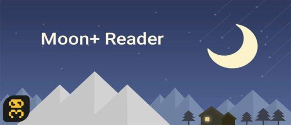 دانلود Moon+ Reader Pro v6.1 b601001 - خواندن و مدیریت کتاب در آندروید