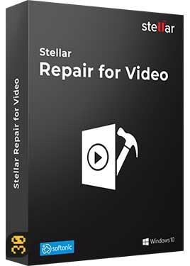 دانلود Stellar Repair for Video v5.0.0.2 - تعمیر فایل های خراب و آسیب دیده mp4 ویدئویی