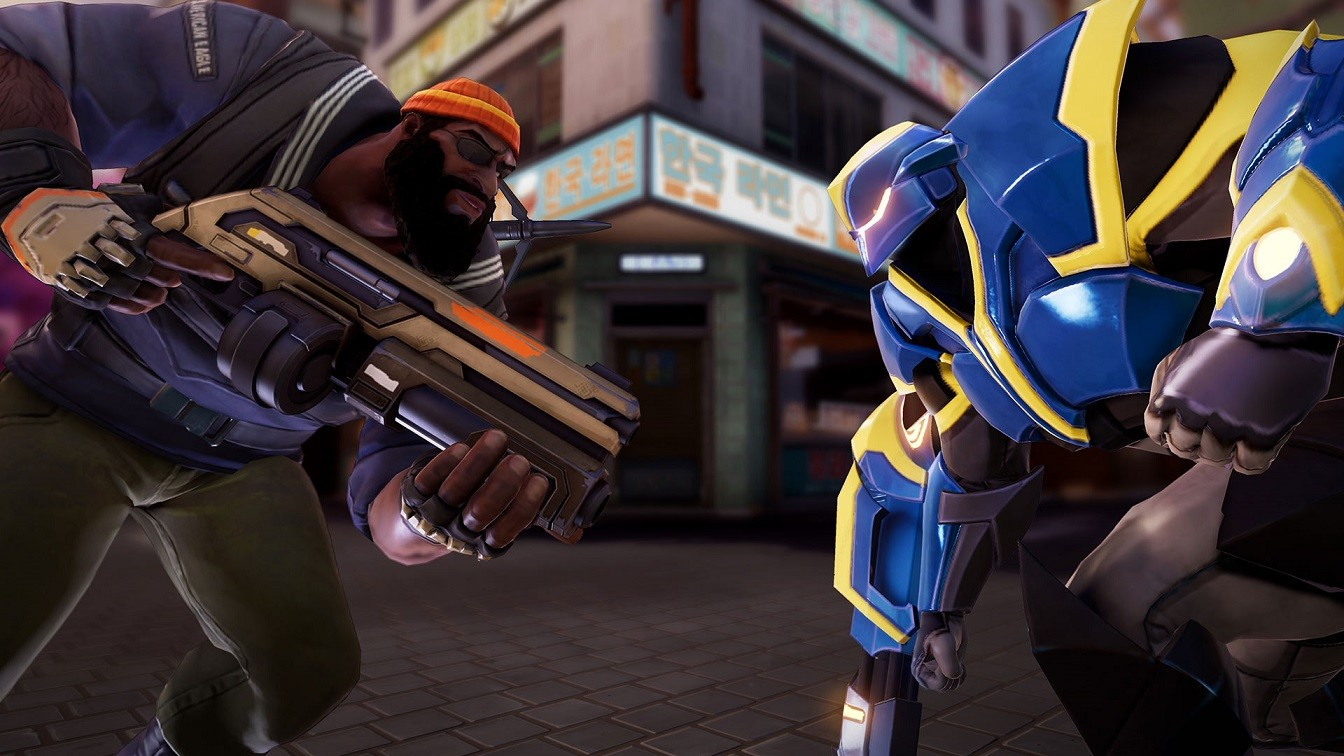 Agents Of Mayhem Games For PC 2019-01-10