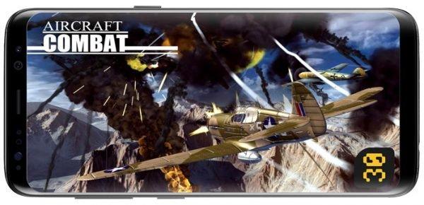 دانلود Aircraft Combat 1942 v1.1.3 - بازی نبرد جنگنده ها اندروید