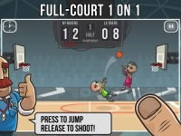 دانلود Basketball Battle v2.1.20 - بازی مسابقات بسکتبال برای اندروید