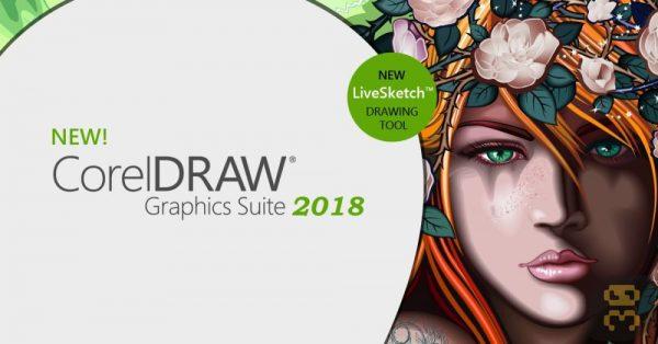 دانلود CorelDRAW Graphics Suite 2018 v20.0.0.633 - طراحی حرفه ای عکس