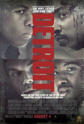 دانلود فیلم Detroit 2017 + زیرنویس فارسی