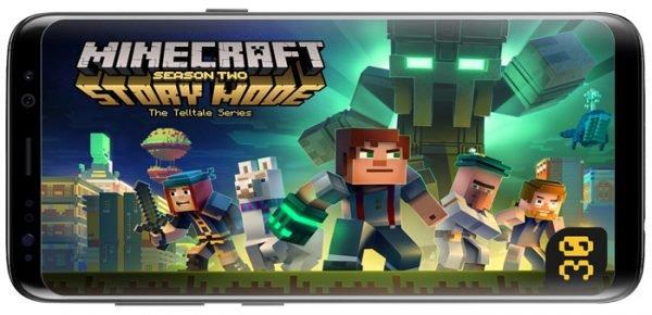 دانلود Minecraft Story Mode - Season Two 1.11 - بازی ماینکرافت فصل 2 اندروید