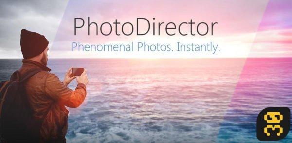 دانلود PhotoDirector Premium v8.1.0 b70080102 - ویرایشگر عکس اندروید