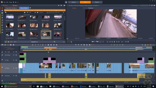دانلود Pinnacle Studio Ultimate 22.3.0.377 - ویرایش فیلم و ویدئو با پیناکل استودیو