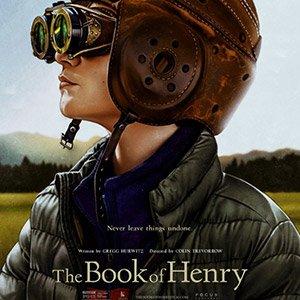 دانلود فیلم The Book of Henry 2017 کتاب هنری + زیرنویس فارسی