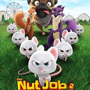 دانلود انیمیشن The Nut Job 2 Nutty by Nature 2017 + زیرنویس فارسی