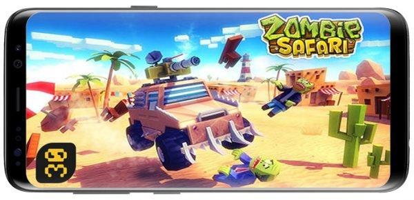 دانلود Zombie Offroad Safari v1.2.1 - بازی زامبی سافاری برای اندروید