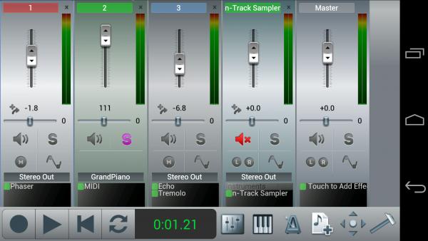دانلود n-Track Studio EX 8.1.4.3464 - استودیو صدا برداری حرفه ای