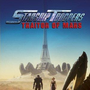 دانلود انیمیشن Starship Troopers Traitor of Mars 2017
