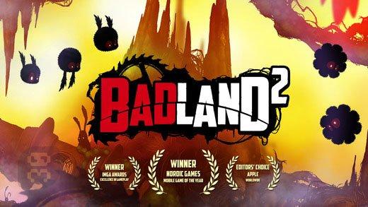 دانلود بازی BADLAND 2 1.0.0.1062 - نسخه دوم بد لند اندروید