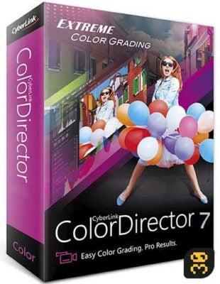 دانلود CyberLink ColorDirector Ultra v8.0.2228.0 - مدیریت رنگ در تصاویر