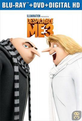 دانلود انیمیشن Despicable Me 3 - من نفرتانگیز 3 + زیرنویس فارسی
