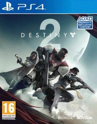 دانلود بازی Destiny 2 برای PS4 + آپدیت