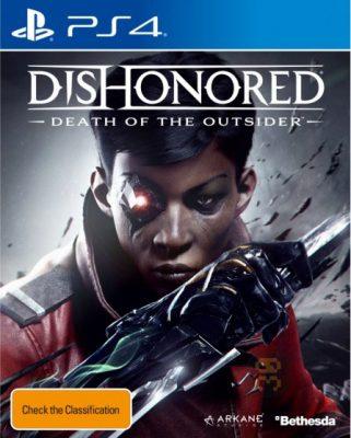 دانلود بازی Dishonored Death of the Outsider برای PS4