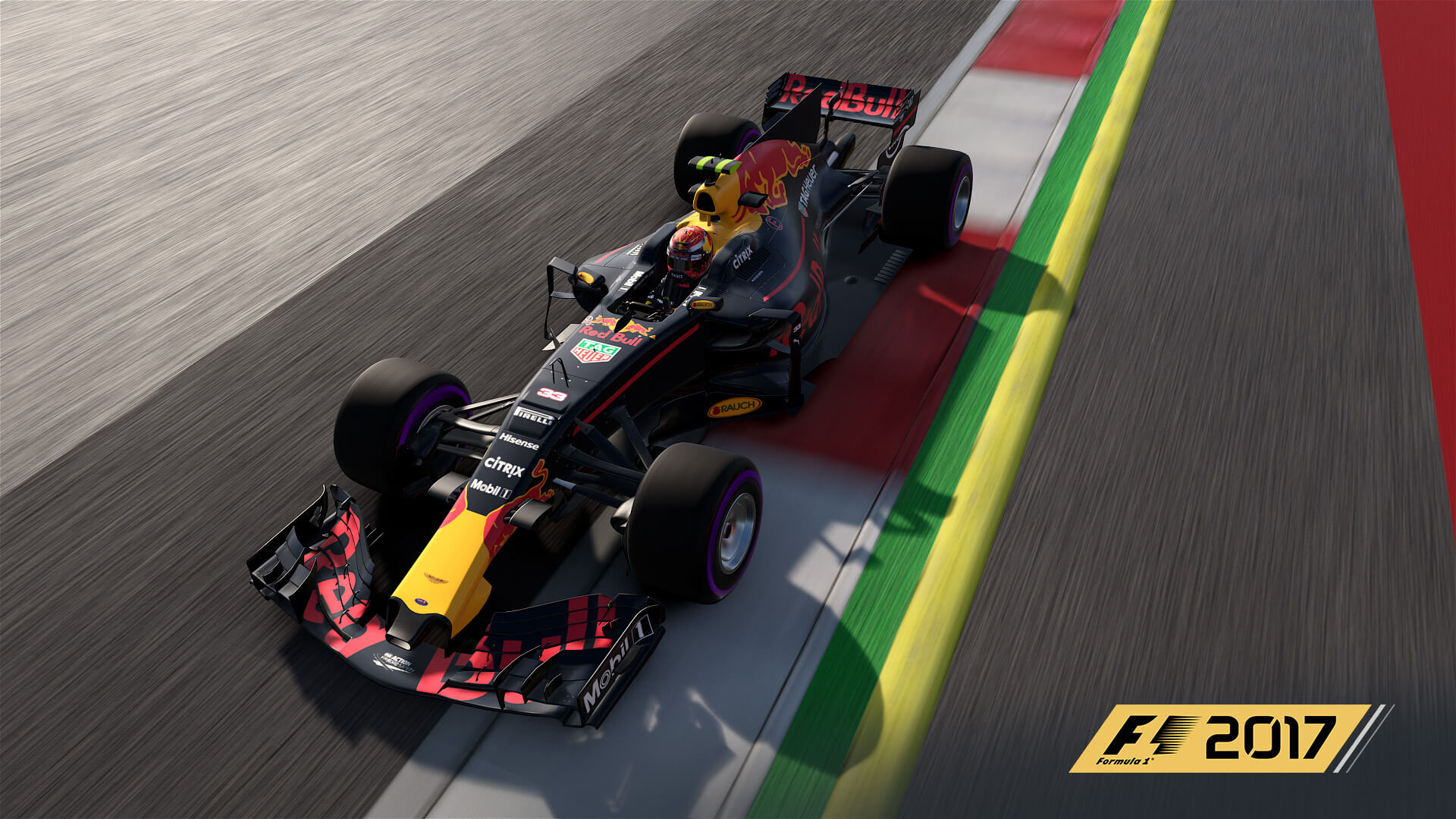 Hacked Version Of The Game F1 2017 For PS4