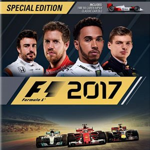 F1 2017 Games For PC + Crack