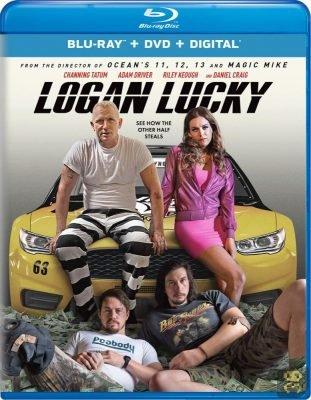 دانلود فیلم Logan Lucky 2017 + زیرنویس فارسی