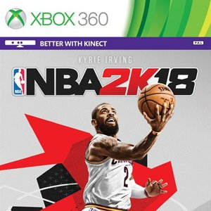 NBA 2K18 Games For XBOX360