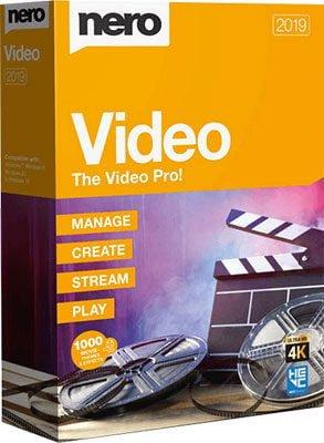 دانلود Nero Video 2019 v20.0.2014 - ویرایش حرفه ای فیلم با نرو ویدئو