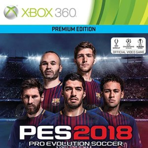 Pro Evolution Soccer 2018 For XBOX360 - Evolution Soccer 2018