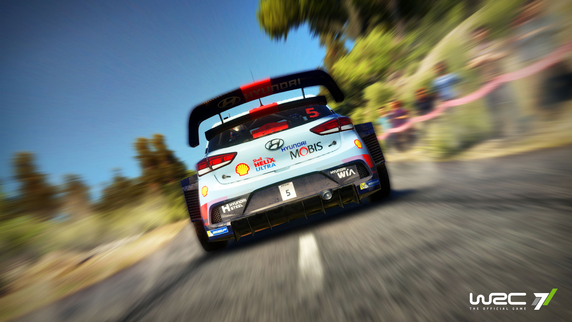 WRC 7 Games For PC