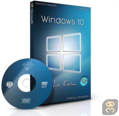 دانلود نسخه کم حجم فشرده ویندوز 10 - Windows 10 Lite Edition v6 x64 2018