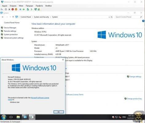 دانلود نسخه کم حجم فشرده ویندوز 10 - Windows 10 Lite Edition v7 x64 2018