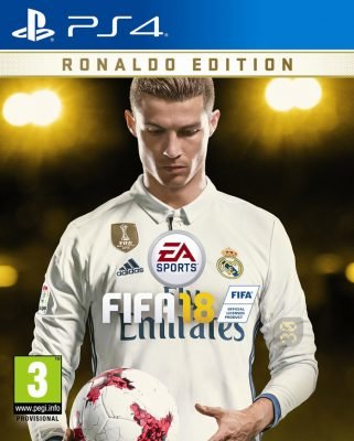 دانلود بازی FIFA 18 برای PS4 - فیفا ۱۸
