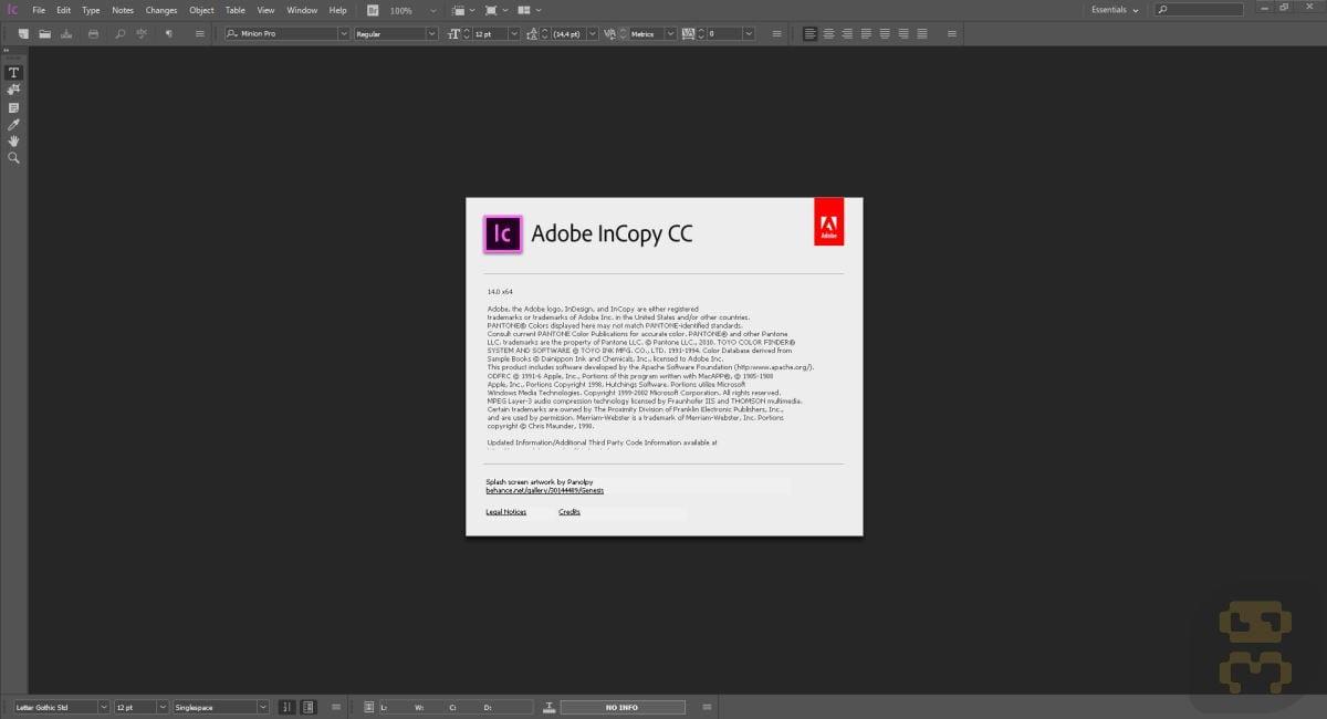 Adobe InCopy CC 2020 V15.0.1.209 - Professional Writing Design