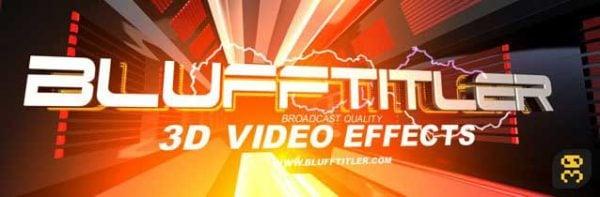 دانلود Outerspace BluffTitler Ultimate v14.7.0.1 - طراحی متن 3 بعدی