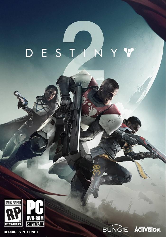 دانلود بازی Destiny 2 برای کامپیوتر