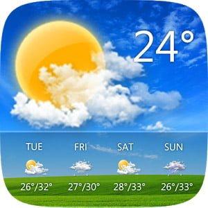 دانلود GO Weather Premium 6.153 – هواشناسی در اندروید