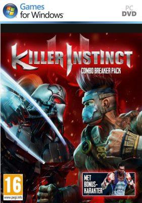 دانلود بازی کامپیوتر Killer Instinct - غریزه قاتل