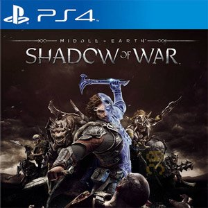 دانلود بازی Middle-earth Shadow of War برای PS4