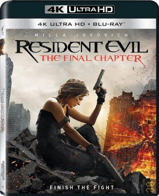 دانلود فیلم رزیدنت اویل Resident Evil The Final Chapter 2016 + زیرنویس فارسی