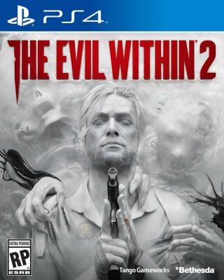 دانلود بازی The Evil Within 2 برای PS4 - شیطان درون ۲