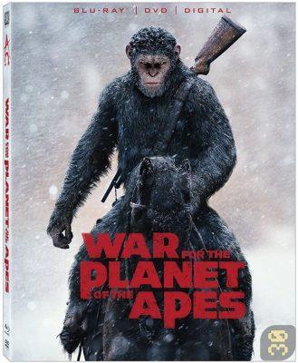 دانلود فیلم War for the Planet of the Apes 2017 + زیرنویس فارسی + 4K