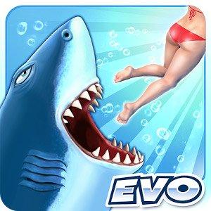 دانلود  Hungry Shark Evolution v6.4.2 – بازی کوسه گرسنه اندروید