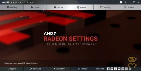 دانلود جدیدترین درایور کارت گرافیک AMD Radeon Adrenalin Edition 18.5.1