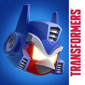 دانلود Angry Birds Transformers 1.46.4  پرندگان خشمگین تبدیل شوندگان اندروید